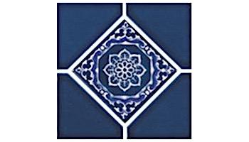 US Pool Tile Debutante Series | Blue | DEB90