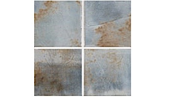 US Pool Tile Rustic Border 3x3 Series | Earth | RBR323