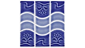 US Pool Tile New Surf Series | Electric Blue | NS220