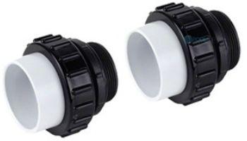 "Custom Molded Products   2"" SCH80 CPVC Union Male Adaptor   21063-200-000"