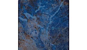 National Pool Tile Blue Seas 6x6 Series   Royal Blue   SEA-ROYAL