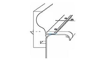 Stegmeier Intermediate Form Plumb Strip Grey | 2CF922