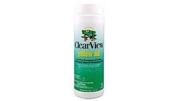 ClearView Yellow Aid Sodium Bromide Algaecide | 2 LB | CVSO002