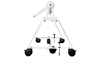 Rocky's Reel Systems High Riser Commercial Reel System | End System Only | 331
