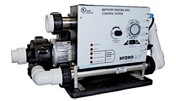 HydroQuip Baptismal Equipment | 5.5kW Heating and Control System with 7 Day Timer | BES6000T