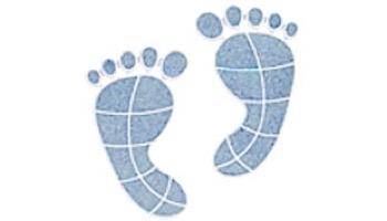 AquaStar Swim Designs Small Footprint Pre-Filled Frame | Set of 2 | F2019-01