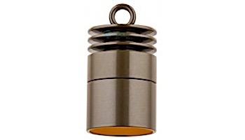 FX Luminaire VE LED Down Light | 1LED | Bronze Metallic | VE-1LED-BZ