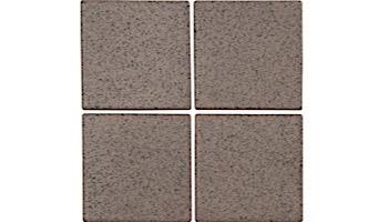 National Pool Tile Cornerstone 3x3 Series   Brown   CNRST-BROWN
