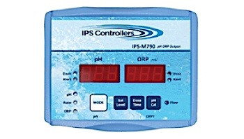 IPS Controllers M790 Automated pH and ORP Controller for Commercial and Residential Aplications | IPS-M790