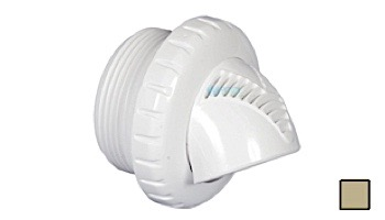 """Infusion Pool Products Venturi Return Fitting   Threaded 1.5"""" Inlet   White   VRFTHWH"""