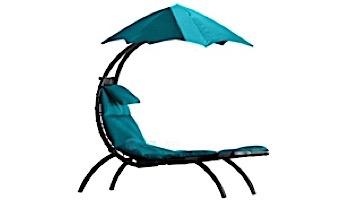 Vivere The Original Dream Lounger   True Turquoise   DRMLG-TT