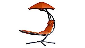 Vivere The Original Dream Chair   Orange Zest   DREAM-OZ
