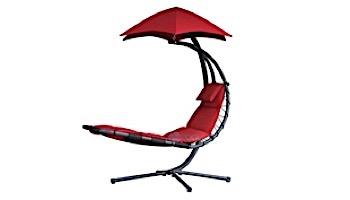 Vivere The Original Dream Chair   Cherry Red   DREAM-CR
