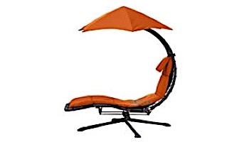 Vivere The Original Dream 360º Chair   Orange Zest   DRM360-OZ