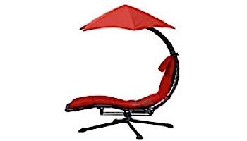 Vivere The Original Dream 360° Chair   Cherry Red   DRM360-CR