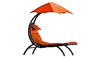 Vivere The Original Dream Lounger   Orange Zest   DRMLG-OZ