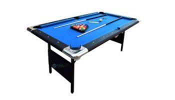 Hathaway Fairmont 6-Foot Portable Pool Table   NG2574 BG2574