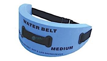KEMP USA Water Aerobic Belt   Light Blue Medium   14-006-MED