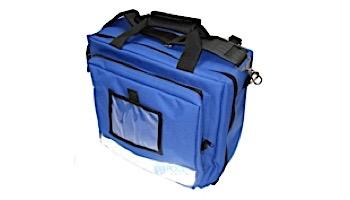 KEMP USA General Purpose First Aids Bag   Royal Blue   10-111-ROY