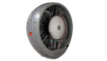 EcoJet by Joape Model Tornado 777 Industrial Wall Mount Misting Fan | Requires Water Line | 110V-60hz | 2,800 Sq. Ft. Cooling Area | Grey | LVP-050101