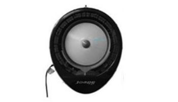 EcoJet by Joape Model Cyclone 737 Commercial Wall Mount Misting Fan | Requires Water Line | 110V-60hz | 800 Sq. Ft. Cooling Area | Black | LVP-030103