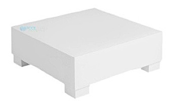 Ledge Lounger Signature Collection Coffee Table | White | LL-SG-CT-W