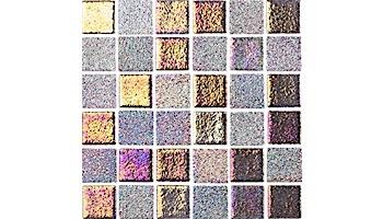 National Pool Tile Opal Glass 1x1 Tile | Sky Blue | OPL-SKY1X1