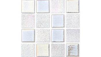 National Pool Tile Opal Glass 1.5x1.5 Tile | Azure Blue | OPL-AZURE