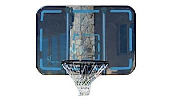 Inter-fab Basketball Game Pro Style Backboard Kit | SPS-RBASKETBALL
