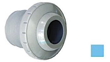 "AquaStar Three Piece Directional Eyeball Fitting   1-1/2"" Knock-In   with .5"" Orifice   White   4301"