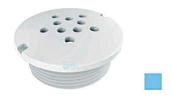"""AquaStar Pool Products Bubbler Plate 1.5""""   White   BP101"""