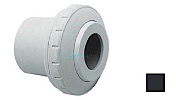 "AquaStar Directional Eyeball Fitting 3 pc 1 1/2"" Slip Insider 1/2"" Orifice | White | SL8301"