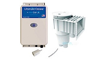 AquaStar Ultimate Ozone Corona Discharge Pump Kit | up to 40,000 gallons |  .28 Amps 110/120 Volts | U3000