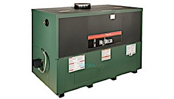 Raypak HI Delta P-992C Commercial Indoor-Outdoor Swimming Pool Heater | Natural Gas 990,000 BTUH | 016065
