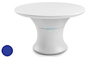 """Ledge Lounger Affinity Collection 48"""" Round Outdoor Dining Table 