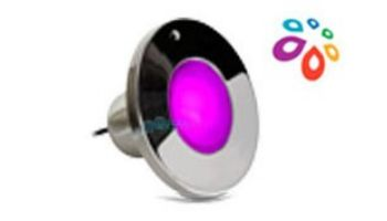 J&J Electronics ColorSplash XG-W Series RGB + White LED Spa Light | 120V 30' Cord | LPL-S2CW-120-30-P