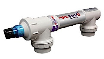 Solaxx NUVO Ultraviolet Water Sterilizer For Above Ground Pools | 15,000 Gallons | 110V | UV1500A