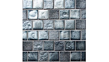 National Pool Tile Oceanscapes 1x1 Glass Tile | Pacifica | OCN-PACIFICA