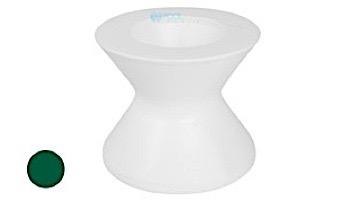 """Ledge Lounger Signature Collection 22"""" Side Table Only   White   LL-SG-ST-22NL-W"""