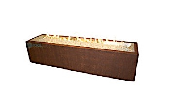 Outdoor GreatRoom Cortlin Linear Gas Fire Pit Table | COR-1264