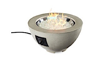 """Outdoor GreatRoom Cove 20"""" Gas Fire Pit Bowl 