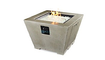 Outdoor GreatRoom Cove Square Gas Fire Pit | CV-2424