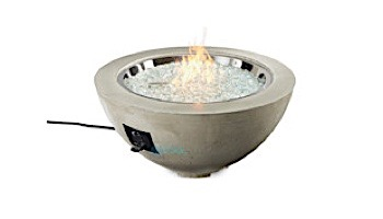 """Outdoor GreatRoom Cove 30"""" Gas Fire Pit Bowl 