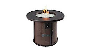 Outdoor GreatRoom Stonefire Gas Fire Pit Table | SF-32-K