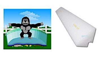12' Round Gorilla Pad and Cove Kit | 56211