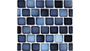Fujiwa Tile PEB Series 1x1 | Deep Sea | PEB-166