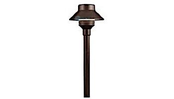 "FX Luminaire TM LED PathLight   Bronze Metallic Finish   18"" Riser 20W   TM-LED20W-18R-BZ"