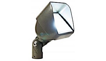 FX Luminaire LC Zone Dimming Color LED Up Light | ZDC 20W | Black | LC-ZDC-FB