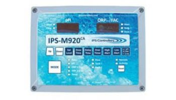 IPC Controllers M920-CA Automated pH and Dual ORP Controller with PPM Display and Online Monitoring | IPS-M920-CA