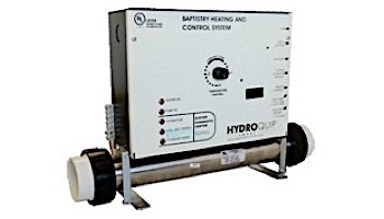 HydroQuip 5.5 kW Baptistry Heating Control System | Without Pump Option | BCS6000-U